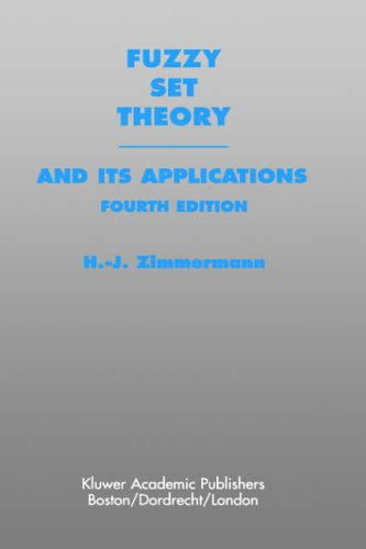 9780792374350: Fuzzy Set Theory-and Its Applications