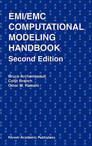 9780792374626: EMI/EMC Computational Modeling Handbook (The Springer International Series in Engineering and Computer Science)