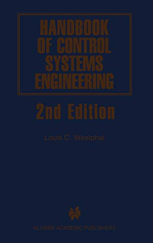 Handbook of Control Systems Engineering (Hardback): L. C. Westphal