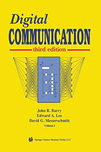Digital Communication: Barry, John R.,