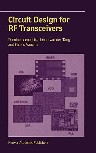 9780792375517: Circuit Design for Rf Transceivers
