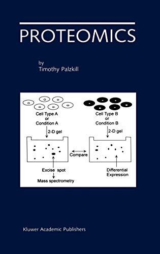 Proteomics: Timothy Palzkill