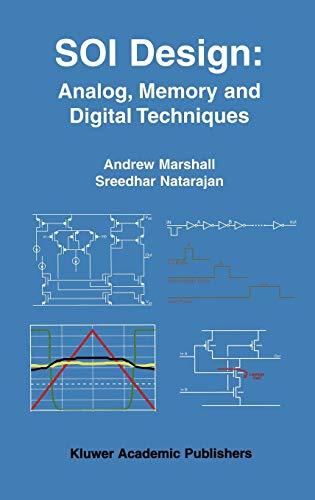 9780792376408: SOI Design: Analog, Memory and Digital Techniques