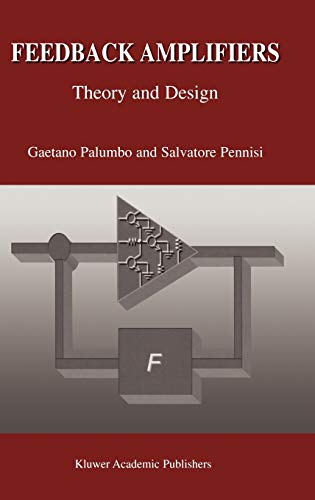9780792376439: Feedback Amplifiers: Theory and Design