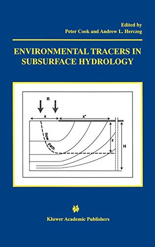 9780792377078: Environmental Tracers in Subsurface Hydrology