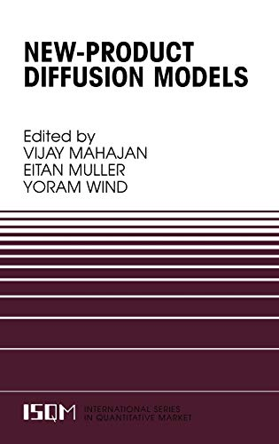 New-Product Diffusion Models: Vijay Mahajan