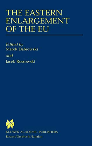 9780792378280: The Eastern Enlargement of the EU