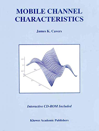 9780792379263: Mobile Channel Characteristics (The Springer International Series in Engineering and Computer Science)