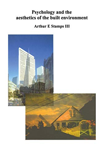 9780792379485: Psychology and the Aesthetics of the Built Environment