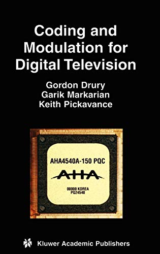9780792379690: Coding and Modulation for Digital Television (Multimedia Systems and Applications)