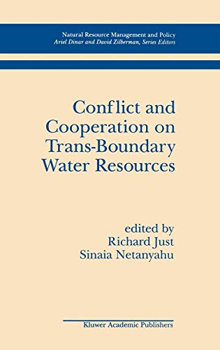 9780792381068: Conflict and Cooperation on Trans-Boundary Water Resources (Natural Resource Management and Policy)