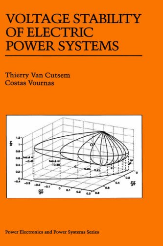 Voltage Stability of Electric Power Systems: Costas Vournas