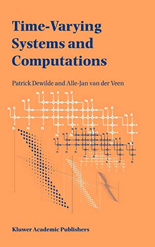 9780792381891: Time-Varying Systems and Computations