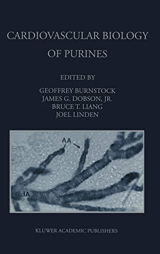 Cardiovascular Biology of Purines Developments in Cardiovascular Medicine
