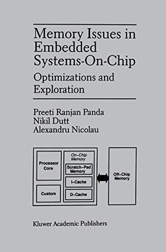 9780792383628: Memory Issues in Embedded Systems-on-Chip: Optimizations and Exploration