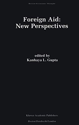 Foreign Aid: New Perspectives (Recent Economic Thought): Springer