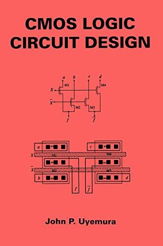 9780792384526: CMOS Logic Circuit Design
