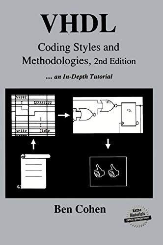 9780792384748: Vhdl Coding Styles and Methodologies
