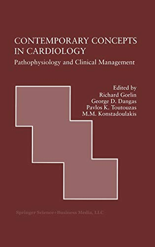 9780792385141: Contemporary Concepts in Cardiology: Pathophysiology and Clinical Management (Developments in Cardiovascular Medicine)