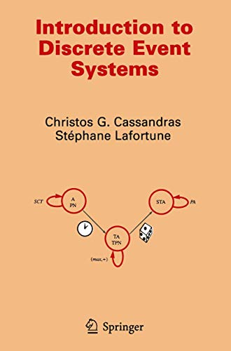 9780792386094: Introduction to Discrete Event Systems