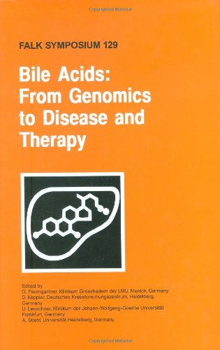 Bile Acids: From Genomics to Disease and Therapy (Hardcover): U. Leuschner