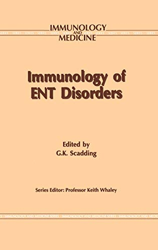 Immunology Of Ent Disorders