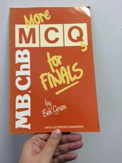 More MCQs for finals (079238928X) by Ben. Green