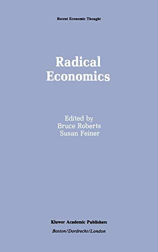 Radical Economics