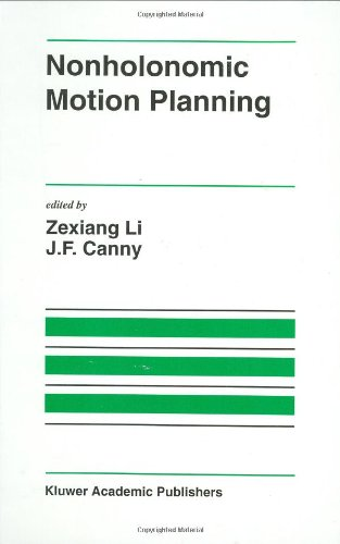 9780792392750: Nonholonomic Motion Planning (The Springer International Series in Engineering and Computer Science)