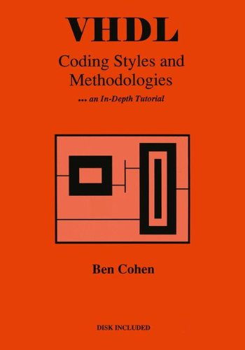 9780792395980: Vhdl Coding Styles and Methodologies