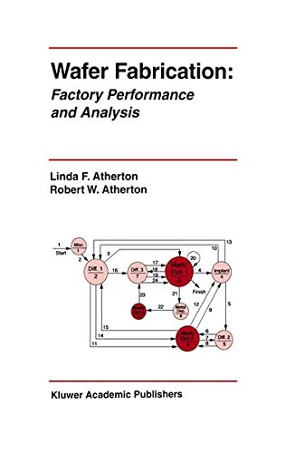 9780792396192: Wafer Fabrication: Factory Performance and Analysis (The Springer International Series in Engineering and Computer Science)
