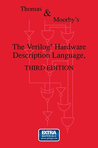 9780792397236: The Verilog Tm Hardware Description Language