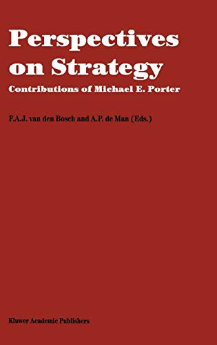 9780792398950: Perspectives on Strategy: Contributions of Michael E. Porter