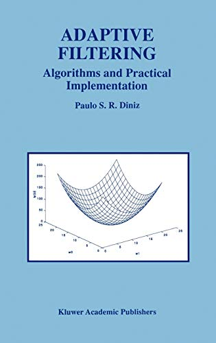 9781402071256: Adaptive Filtering: Algorithms and Practical