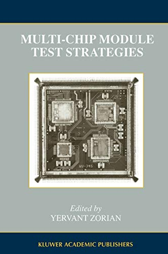 9780792399209: Multi-Chip Module Test Strategies (Frontiers in Electronic Testing)