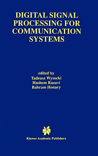 9780792399322: Digital Signal Processing for Communication Systems (The Springer International Series in Engineering and Computer Science)