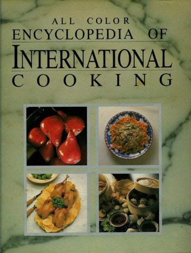 9780792441441: The All Color Encyclopedia of International Cooking