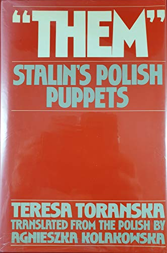 9780792442219: Them: Stalin's Polish Puppets