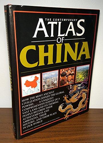 9780792444817: Contemporary Atlas of China