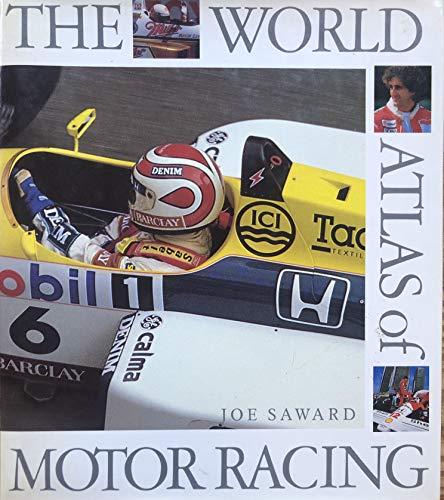 9780792450177: The World Atlas of Motor Racing