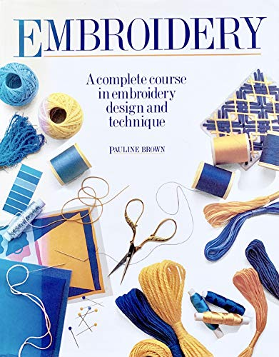 Embroidery (0792450469) by Brown, Pauline