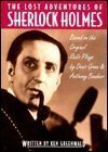 9780792451075: The Lost Adventures of Sherlock Holmes: Based on the Original Radio Plays by Dennis Green and Anthony Boucher