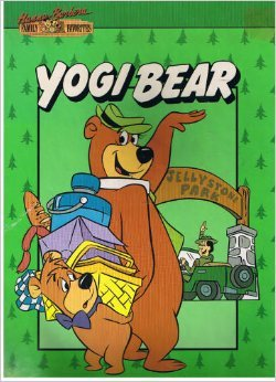Yogi Bear (Hanna Barbera Family Favorites) (0792451546) by Wilson, Etta
