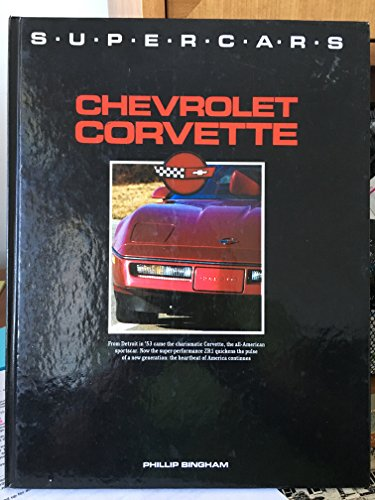 9780792451747: Chevrolet Corvette (Supercars)