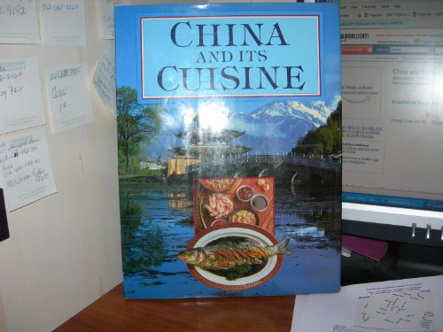 9780792452256: China and Its Cuisine