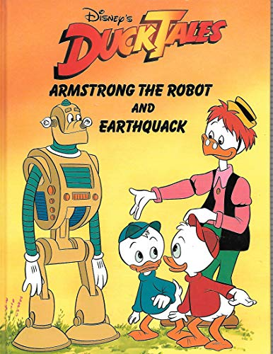 9780792452348: Armstrong the Robot and Earthquack (Duck Tales)