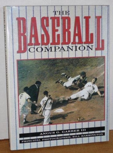 9780792452911: Baseball Companion