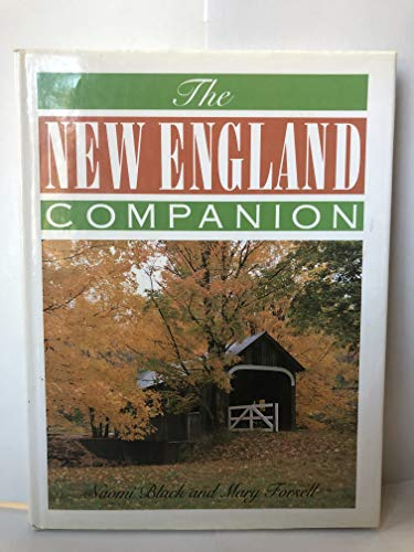New England Companion: Forsell, Mary, Black,