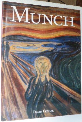 Munch (Mallard Fine Art Series) [Aug 01, 1990] Loshak, David: Loshak, David