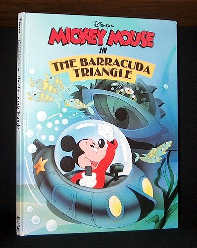 9780792454021: Disney's Mickey Mouse in the Barracuda Triangle